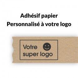 Adhésif Papier 60 gr/m2 Personnalisé