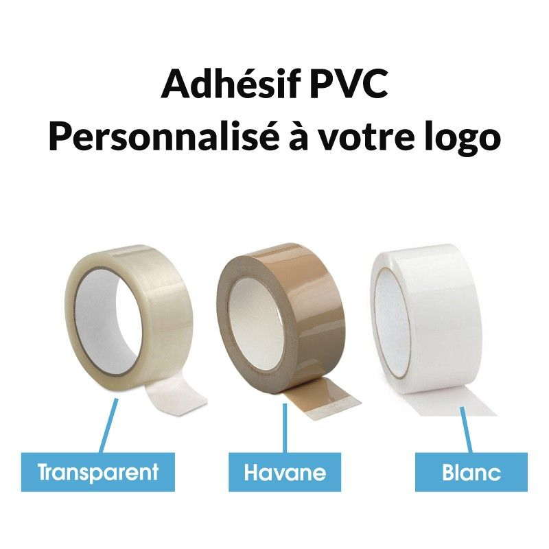 adhesif pvc personnalise