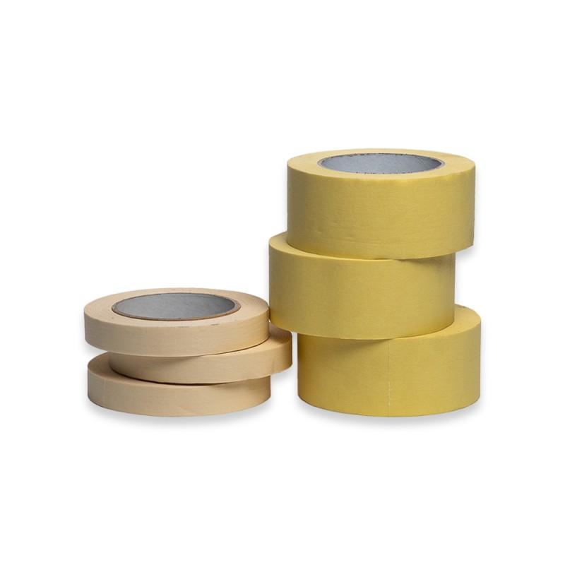 papier adhesif masquage largeur 19mm et 50mm