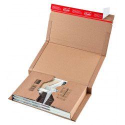 etuis postal fermeture adhesive