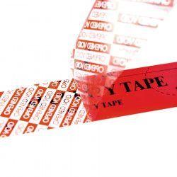 Adhésif haute sécurité imprimé « SECURITY TAPE »