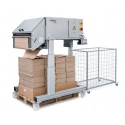 Papier et machine pour les volumes très importants