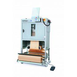 Papier et machine pour protéger les colis lourds
